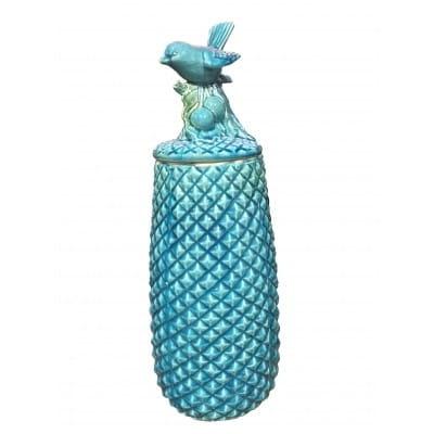 Vase couvercle, 52 cm