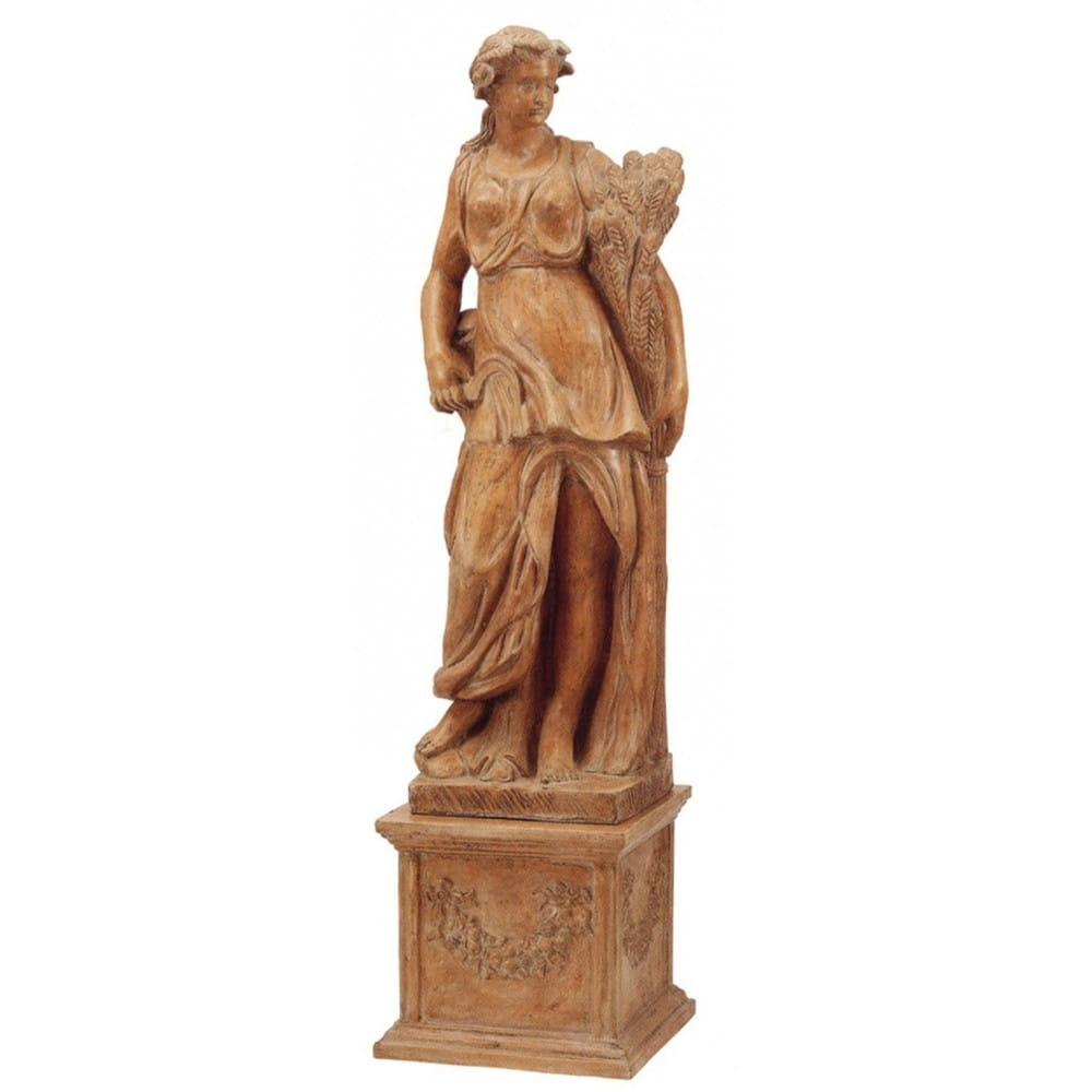 Statue saison Printemps