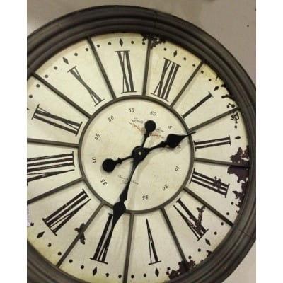 """Horloge murale """"Louvre"""""""
