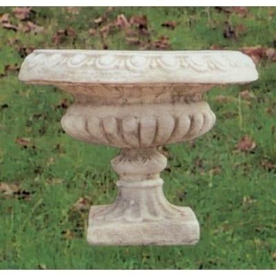 Vase Médicis - pierre reconstituée
