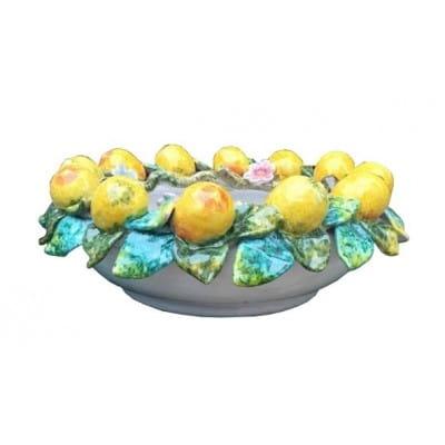 Coupe citrons ronde, diam 40 cm