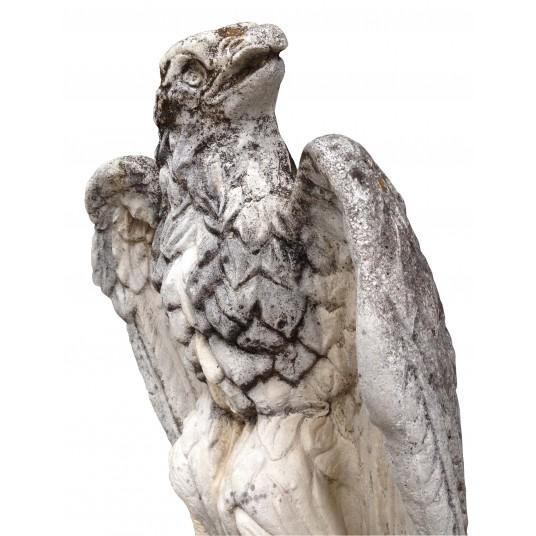 Statue en pierre - décoration d'animaux
