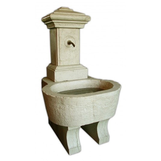 Fontaines - Fontaine en pierre, fontaine murale
